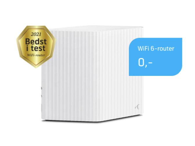 Vores WiFi 6-router er Bedst i test