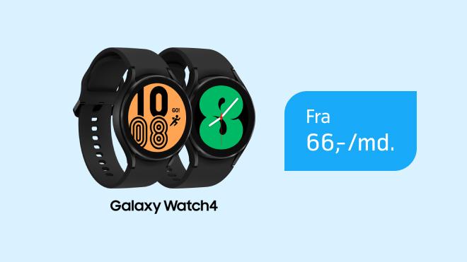 Samsung Galaxy Watch 4 med eSIM