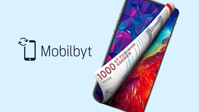 Mobilbyt fra Telenor
