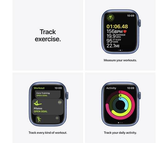 Sport, sport, sport – Apple Watch Series 7 er din personlige træner