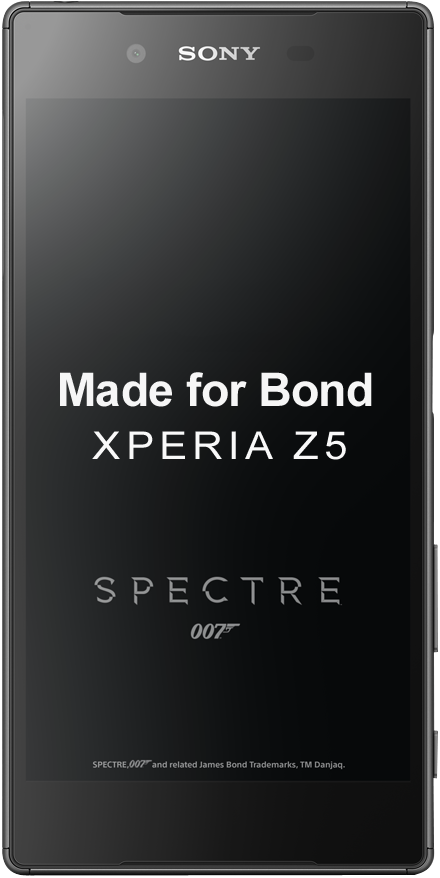 Presale Sony Xperia Z5 + Bond billetter