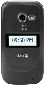 Doro 624 er den idelle mobiltelefon til ældre