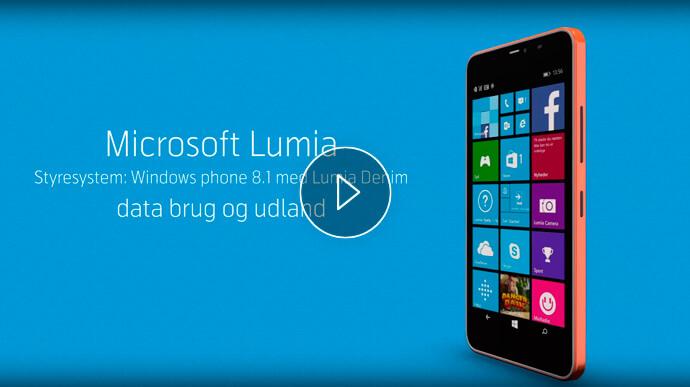Microsoft mobil  billede