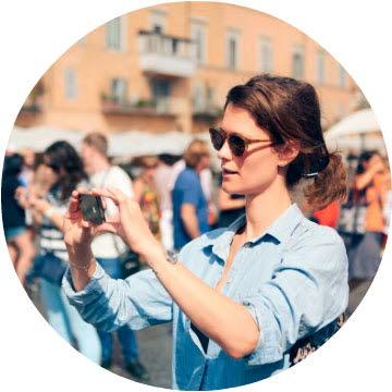 Bliv klogere på kameraet i din smartphone