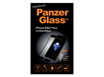 Panzerglass Premium iPhone 6/6s/7/8 Plus Black