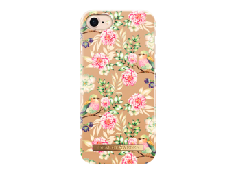 iDeal iPhone 7/8 Fashion Case Champagne Birds