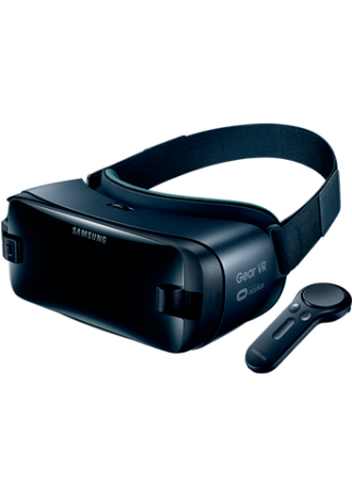 Samsung Gear VR + controller