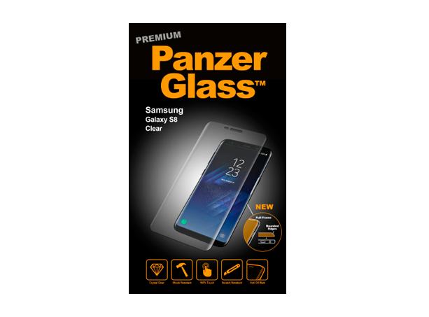 PanzerGlass Samsung Galaxy S8 Premium