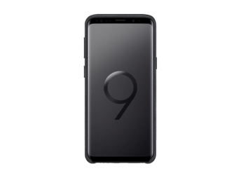 Samsung Alcantara Cover S9 Black