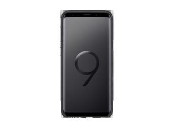 Samsung Alcantara Cover S9+ Black