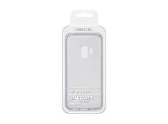 Samsung Clear Cover S9 Clear