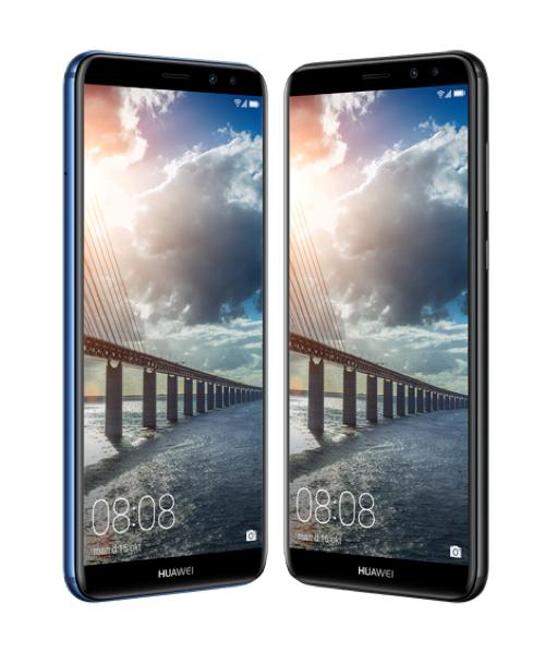 Smartphones fra Huawei