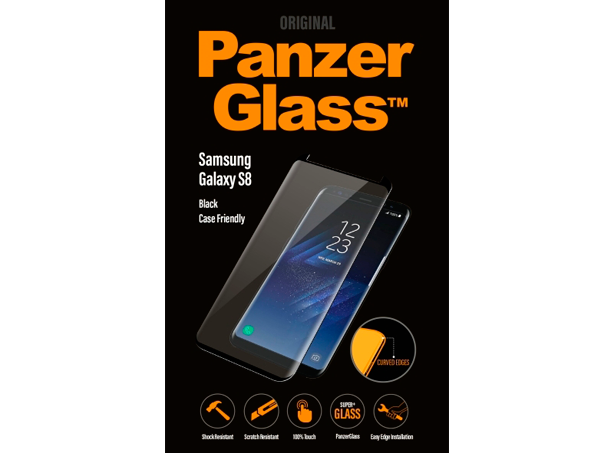 PanzerGlass Samsung S8 Case Friendly