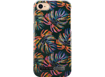 iDeal iPhone 7/8 Fashion Case Neon Tropical