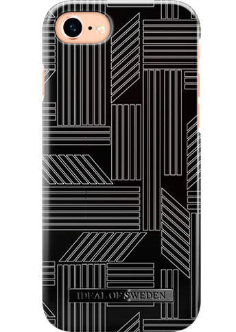 iDeal iPhone 7/8 Fashion Case Geometric Puzzle