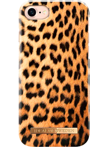 iDeal IPhone 7/8 Fashion Case Wild Leopard