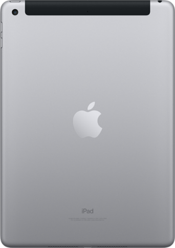 Apple iPad 4G 32GB Space Grey (6. Gen)