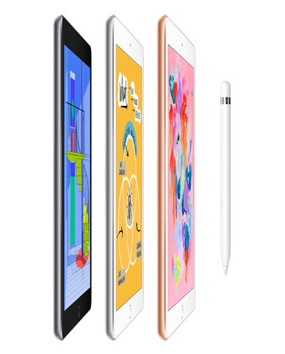 Byd velkommende til den 6. generation af iPad
