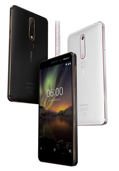 Den nye Nokia 6