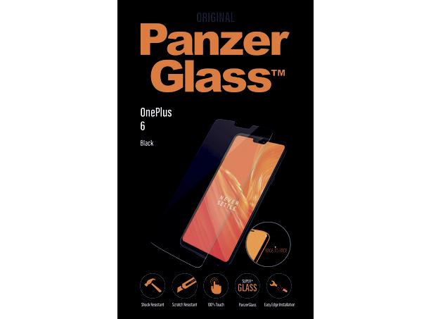 PanzerGlass OnePlus 6