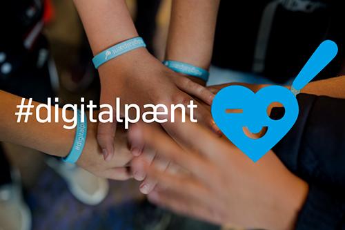 #digitalpænt på Folkemødet