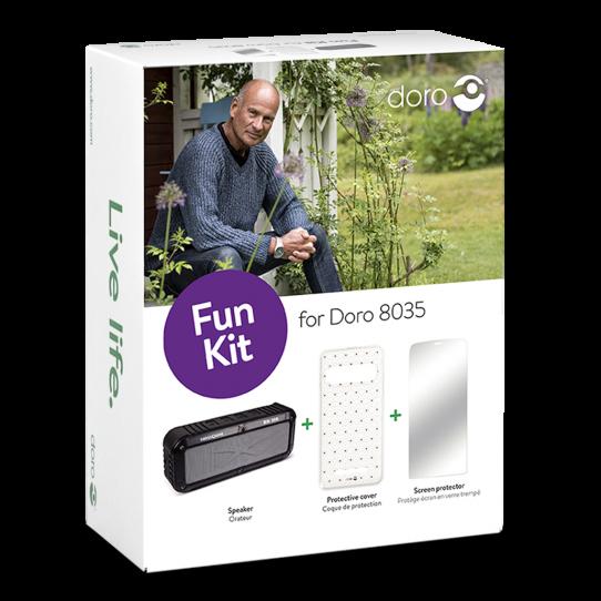 Få et Fun kit med gratis