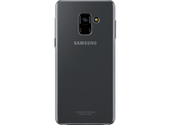 Samsung - Galaxy A8 Clear Cover