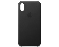 Apple iPhone Xs Max Leather Black