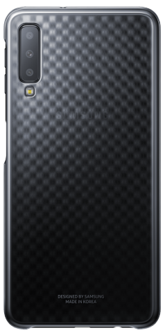 Samsung Galaxy A7 Gradation Cover Black
