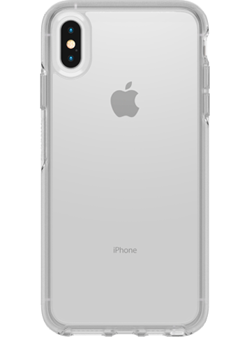 OtterBox Symmetry iPhone X/Xs Cover Clear