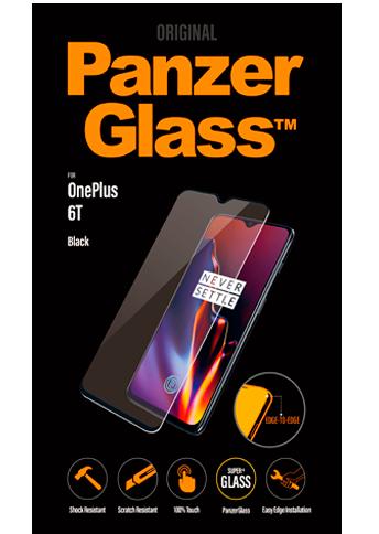 PanzerGlass OnePlus 6T black
