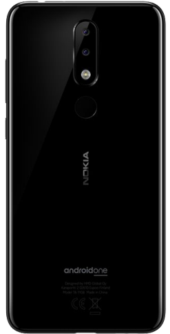 Nokia 5.1 Plus Black 32GB