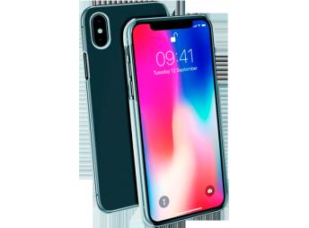 Vivanco iPhone Xr Slim Case 0.4 mm Clear