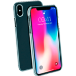 Vivanco iPhone Xr Slim Case 0.4 mm Clear