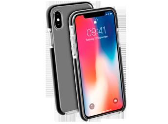 Vivanco iPhone Xr Extreme Case Clear/Black