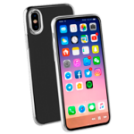 Vivanco iPhone  Xs Cover Ultra Thin TPU Clear