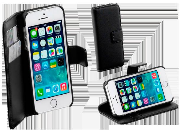 Vivanco iPhone SE/5/5S Wallet case