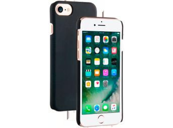 Vivanco iPhone 8 Soft Touch Case Black