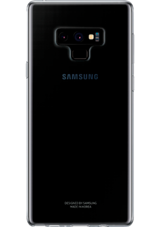 Samsung Clear Cover Note 9