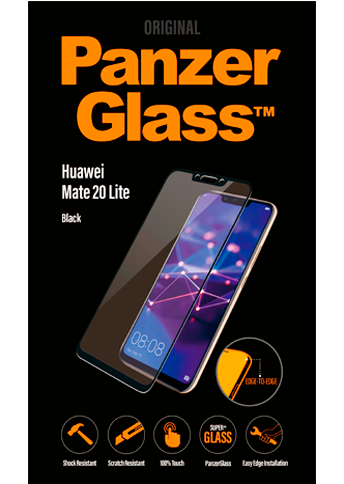 PanzerGlass Huawei Mate 20 Lite Black