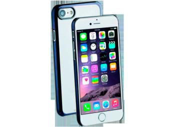 Vivanco iPhone 7/8 Cover Clear/Black