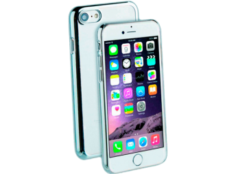 Vivanco iPhone 7/8 Cover clear/silver