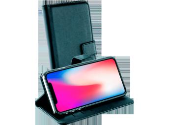 Vivanco iPhone Xr Wallet Case black