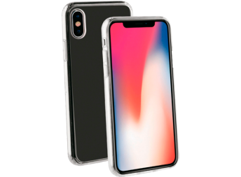 Vivanco iPhone Xs Max Flex case clear