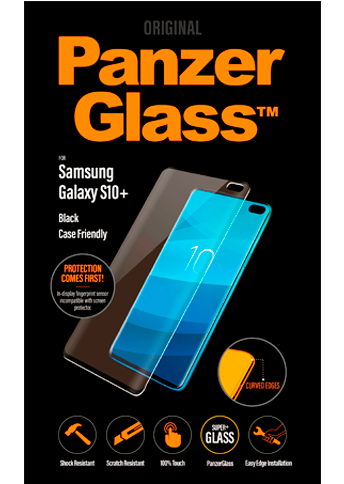 PanzerGlass Samsung Galaxy S10+ Casefriendly
