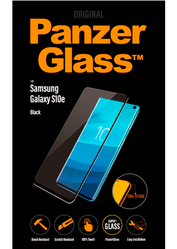 PanzerGlass Samsung Galaxy S10e Casefriendly