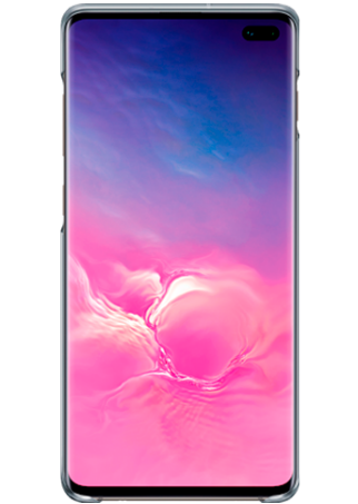 Samsung Galaxy S10+ Clear Cover