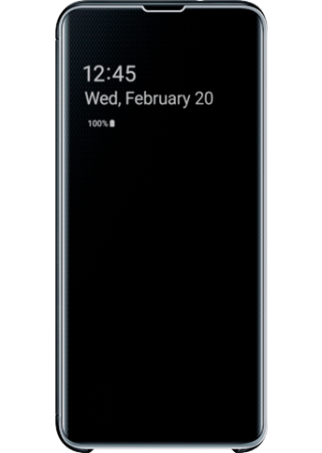Samsung Galaxy S10e Clear View Cover