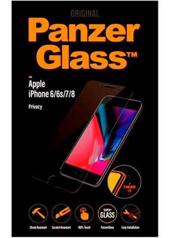 PanzerGlass iPhone 6s/7/8 Privacy