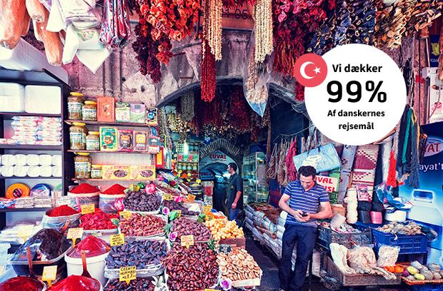 Nu kan du også trygt bruge din telefon i Tyrkiet